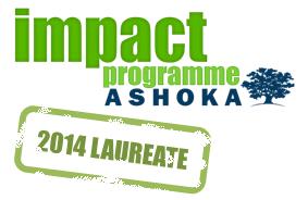 Ashoka Laureate
